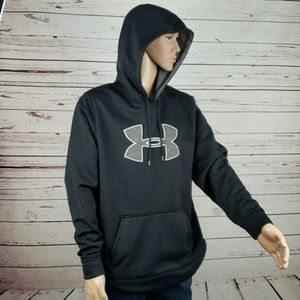 Under Armour Sweatshirt Men's Hoodie Sz XL